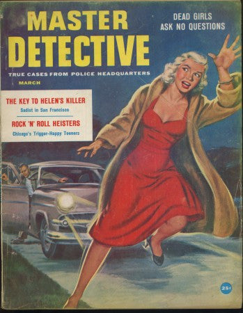 Master Detective - Mar 1956