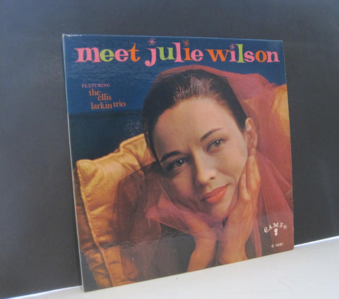 Julie Wilson with The Ellis Larkin Trio - Meet Julie Wilson