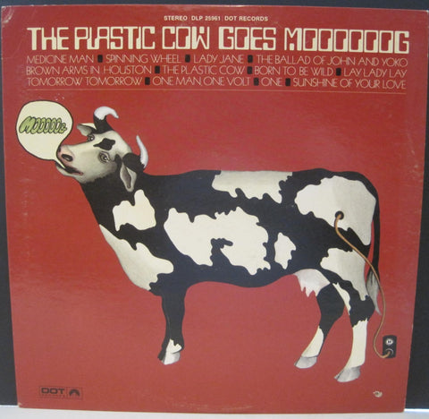 Mike Melvoin - The Plastic Cow Goes MOOOOOOG
