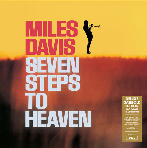 Miles Davis - Seven Steps to Heaven - 180g Vinyl w/ exclusive gatefold jacket