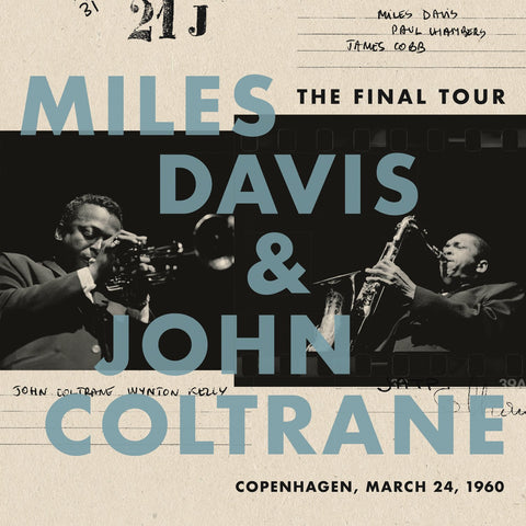 Miles Davis & John Coltrane - The Final Tour Copenhagen, 1960 w/ Download