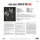 Miles Davis - Birth of the Cool - White Vinyl