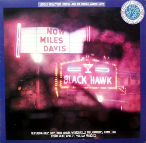 "Miles Davis ""In Person, Friday Night at The Blackhawk"" Volume 1"
