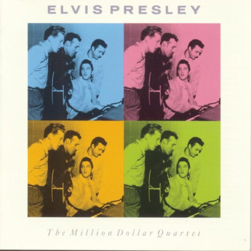 Elvis Presley - Million Dollar Quartet