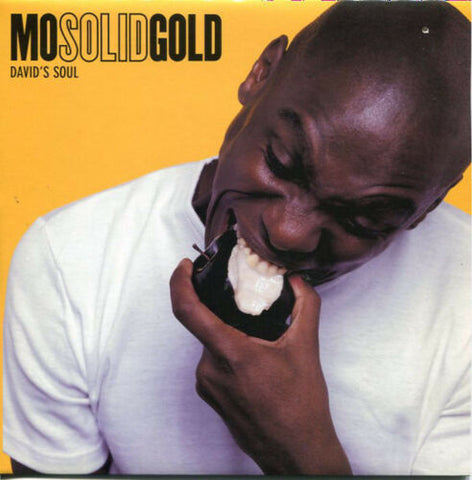 Mo Solid Gold - David's Soul b/w Solid Gold  PS