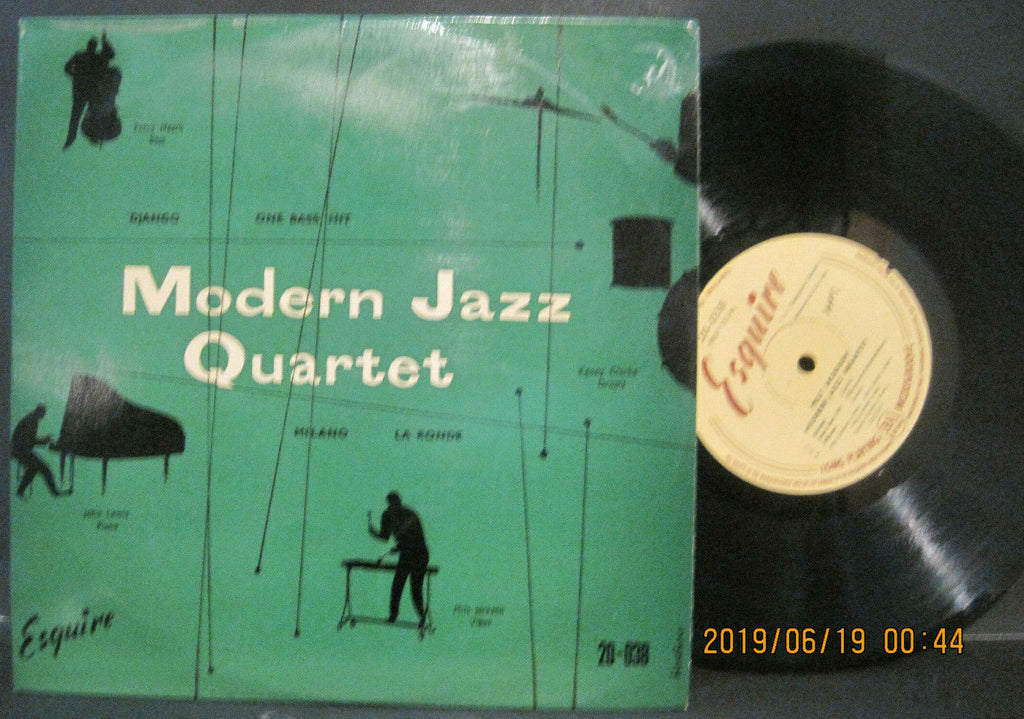 "Modern Jazz Quartet - Esquire Records 10"" Lp"