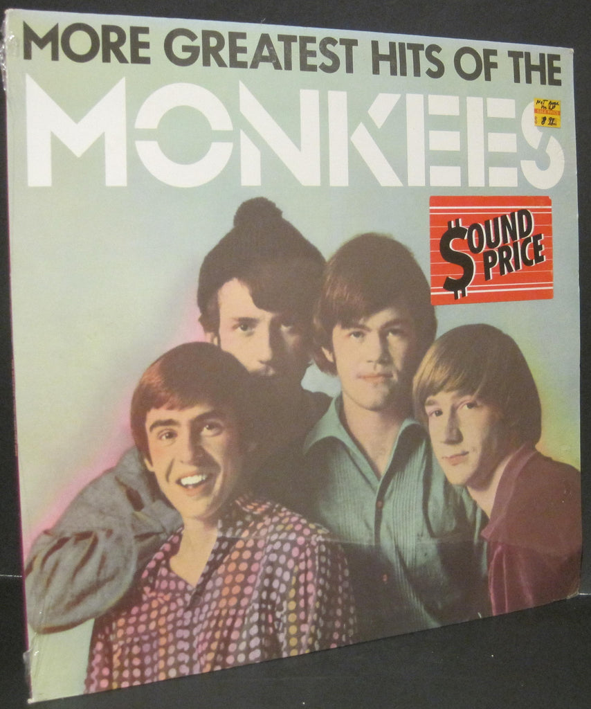Monkees - More Greatest Hits of The Monkees