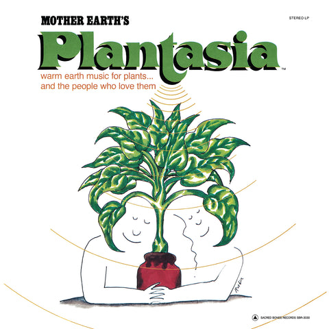 Mort Garson - Plantasia on Green Vinyl w/ booklet & download