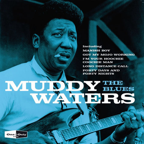 Muddy Waters - The Blues