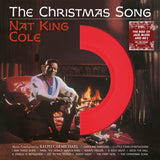 Nat King Cole - The Christmas Song - Limited Edition import on RED vinyl