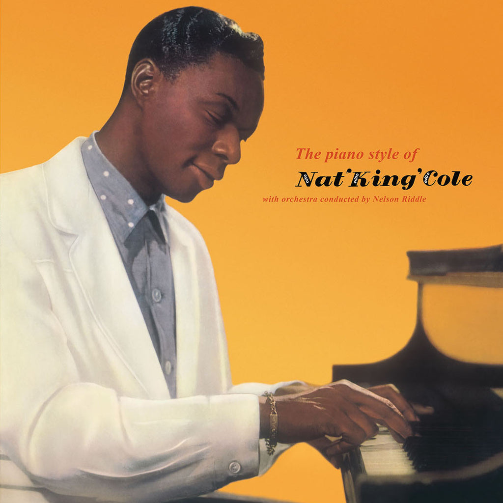 Nat King Cole - The Piano Style of - 180g import