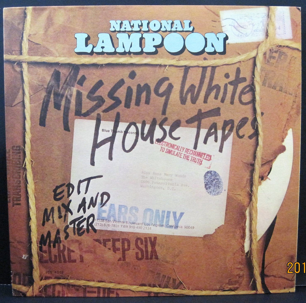 National Lampoon - Missing White House Tapes