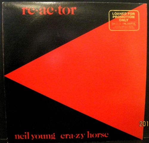Neil Young - Reactor