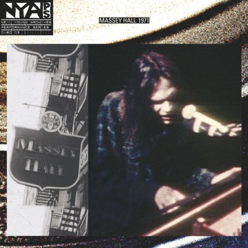 Neil Young - at Massey Hall 2 LP set