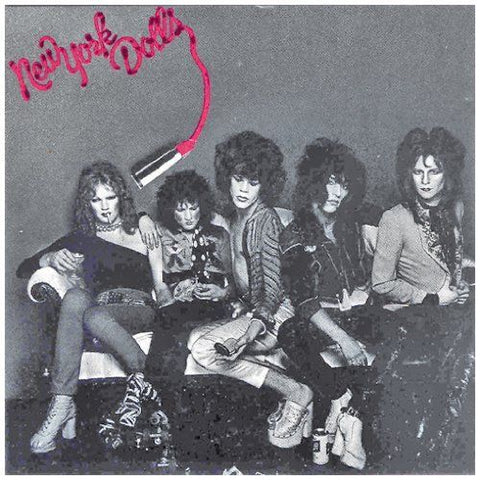 New York Dolls - Self Titled Debut