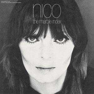 Nico - The Marble Index