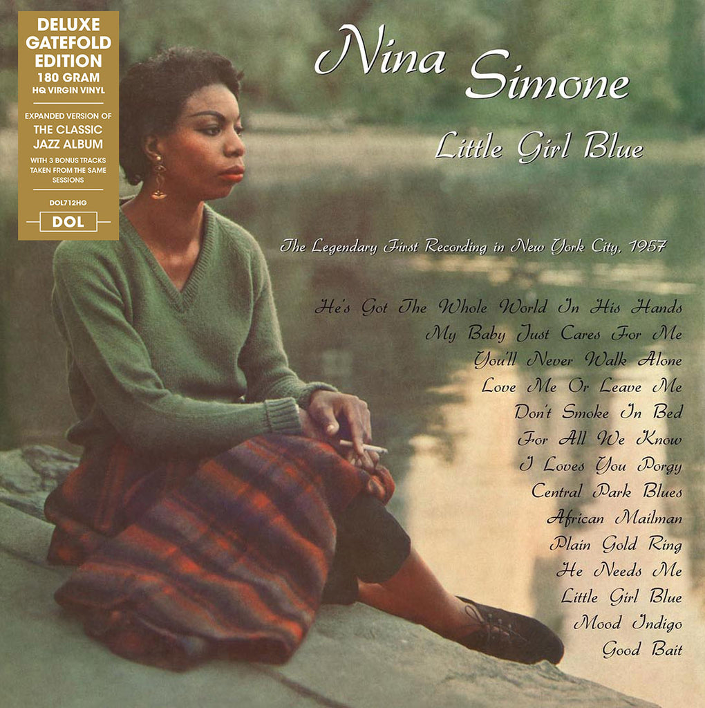 Nina Simone - Little Girl Blue - 180g Vinyl w/ exclusive gatefold