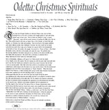 Odetta - Christmas Spirituals - PICTURE DISC Limited Edition import