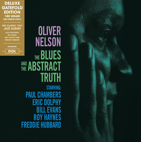 Oliver Nelson - Blues & the Abstract Truth - 180g import w/ gatefold