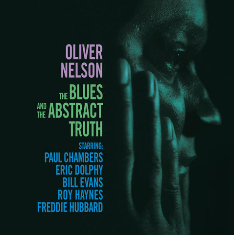 Oliver Nelson - Blues & the Abstract Truth - import LP w/ Freddie, Dolphy