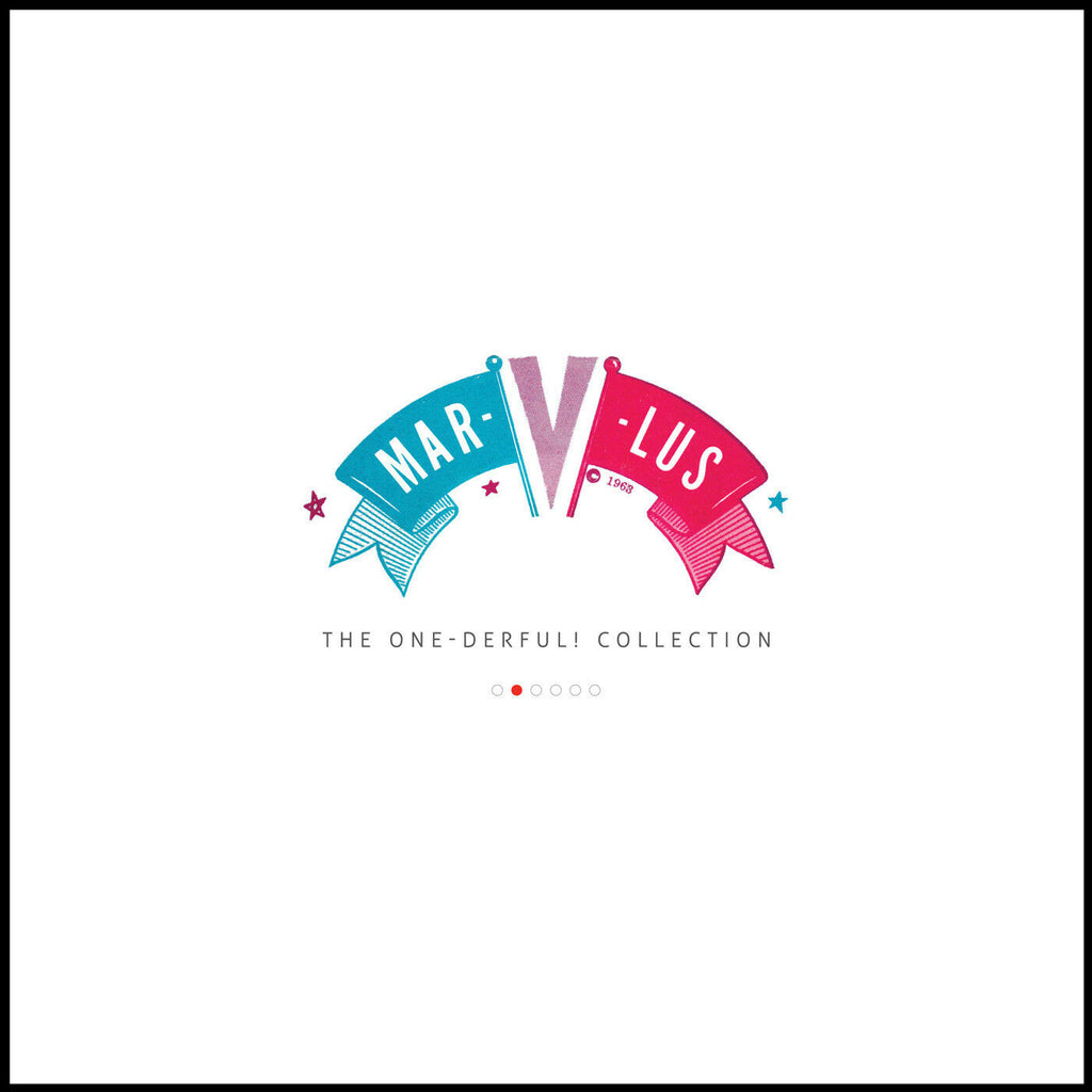 V/A - One-derful! The Mar-V-Lus Collection 2 LP set w/ booklet
