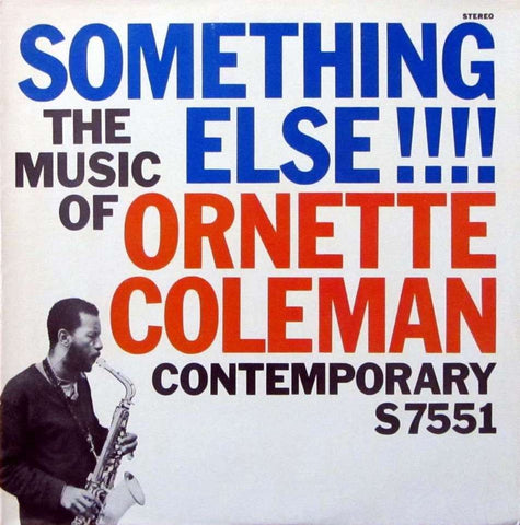 Ornette Coleman - Something Else!