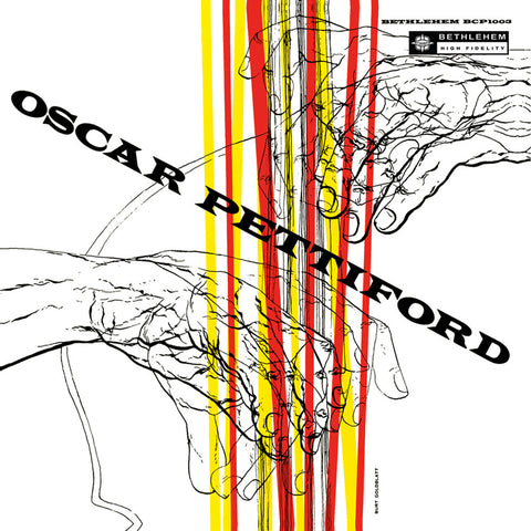 Oscar Pettiford - Modern Quintet NEW SEALED 10""
