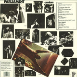 Parliament - Osmium - import LP Early trax - Pussycat...