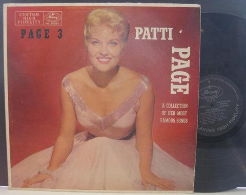 Patti Page - Page 3 A Collection of Her Most Famous Songs