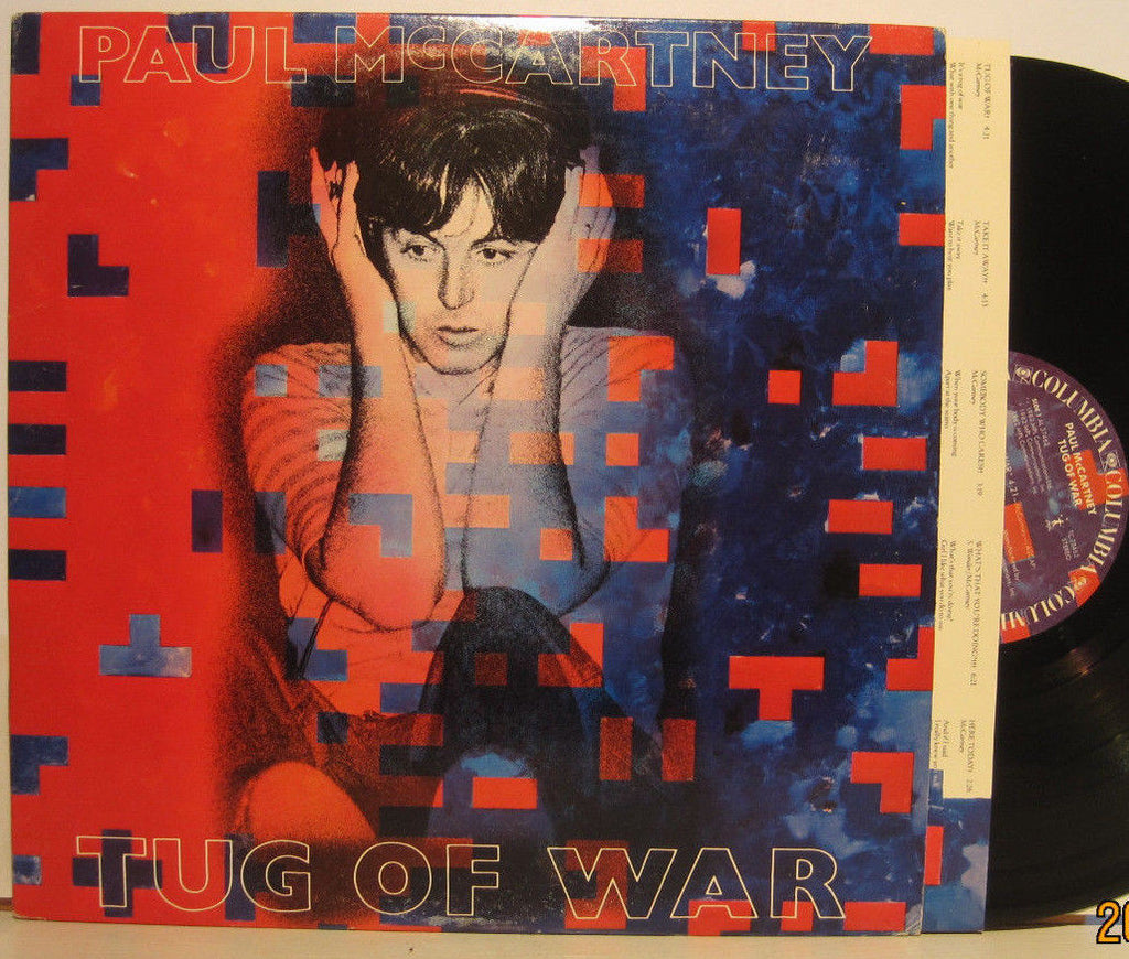 "Paul McCartney ""Tug of War"""