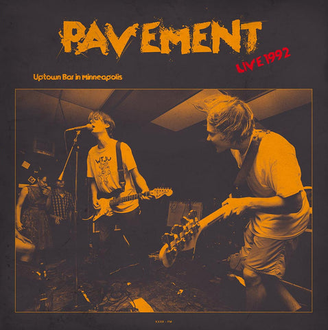 Pavement LIVE in Minneapolis 1992 180g import