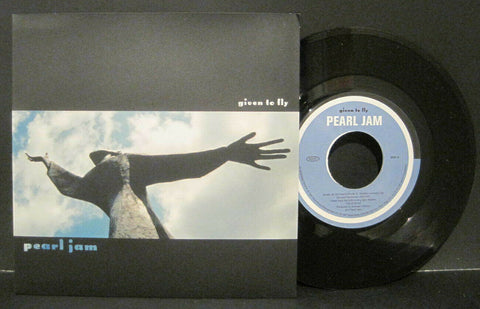 Pearl Jam - Given To Fly b/w Pilate & Leatherman