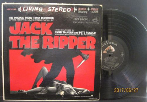 Soundtrack - Jack The Ripper