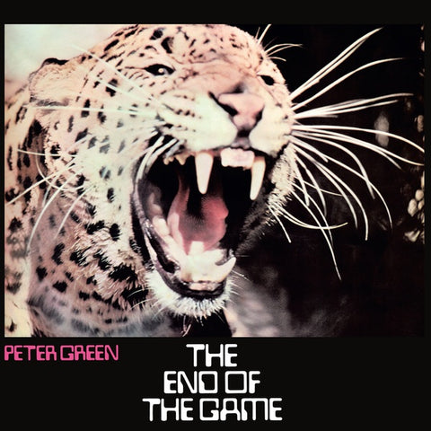Peter Green - The End of the Game - LTD White Vinyl