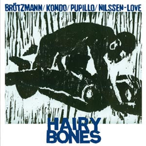Peter Brotzmann - Hairy Bones