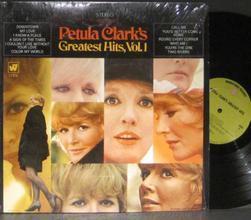Petula Clark - Greatest Hits, Vol. 1
