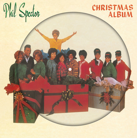 Phil Spector - A Christmas Gift For You - PICTURE DISC Limited Ed import