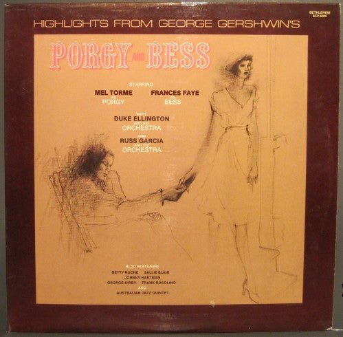 George Gershwin - Porgy and Bess Highlights