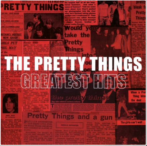 Pretty Things - Greatest Hits - 2 LP 180g import