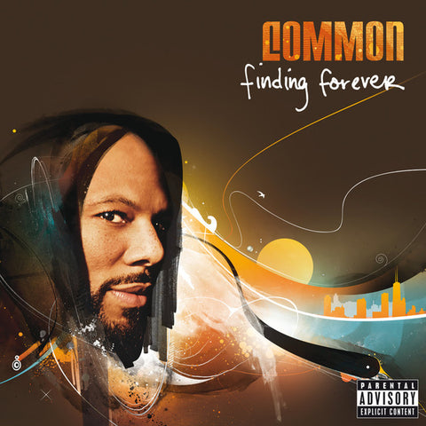 Common - Finding Forever - 2 LPs