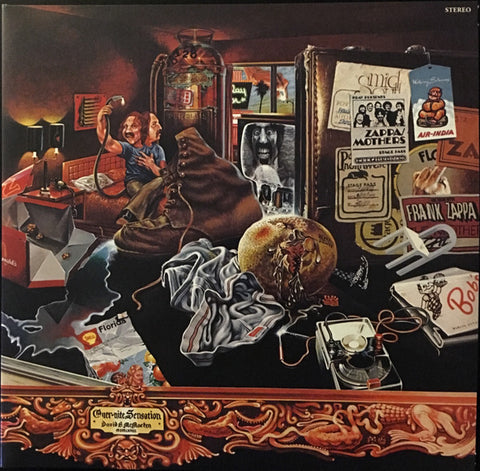 Frank Zappa & The Mothers of Invention - Overnight Sensation 180g