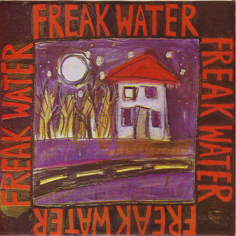 Freakwater - Your Goddamned Mouth b/w War Pigs - Green vinyl