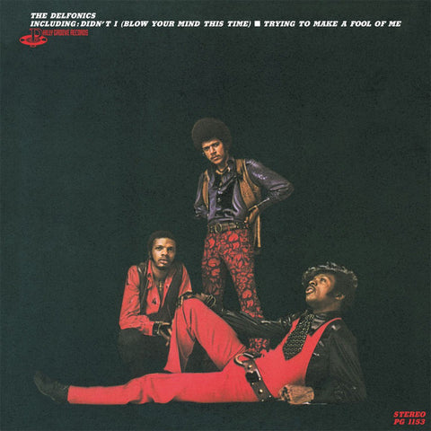 Delfonics - The Delfonics feat Didn't I (Blow Your Mind This Time)