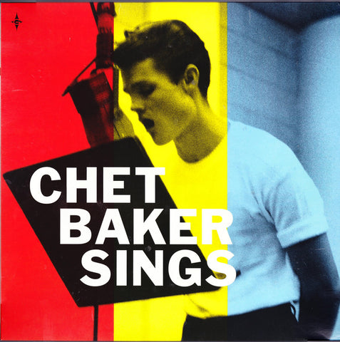 "Chet Baker - Sings - Import w/ bonus 7"" on colored vinyl"