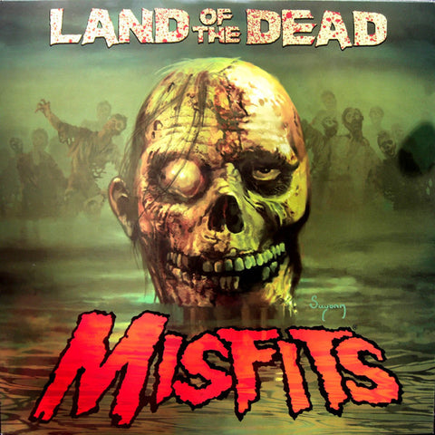 Misfits - Land of the Dead / Twilight of the Dead - LTD colored vinyl