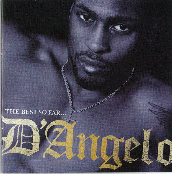 D'Angelo - The Best... So Far NEW import 2 LP set on colored Vinyl