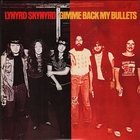 Lynryd Skynyrd - Gimme Back My Bullets - 180g LP w/ Download