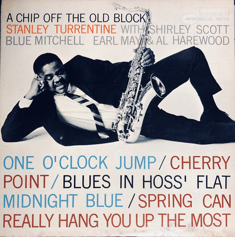 Stanley Turrentine - A Chip Off the Old Block -  Limited 180g