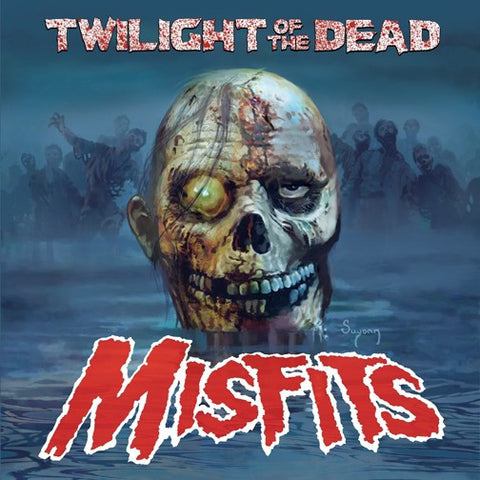 Misfits - Twilight of the Dead / Land of the Dead - LTD colored vinyl
