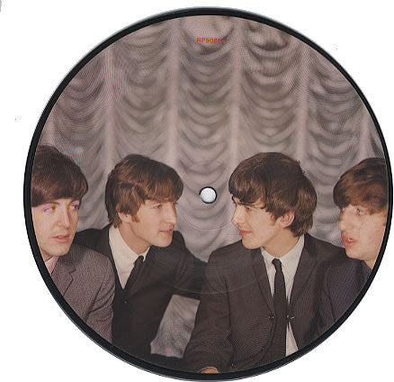 "BEATLES - I Want To Hold Your Hand - 20th Anniversary 7"" Picture Disc UK Pressing"